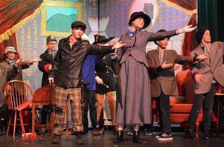 Tower School's Drama Students Present, Mary Poppins!