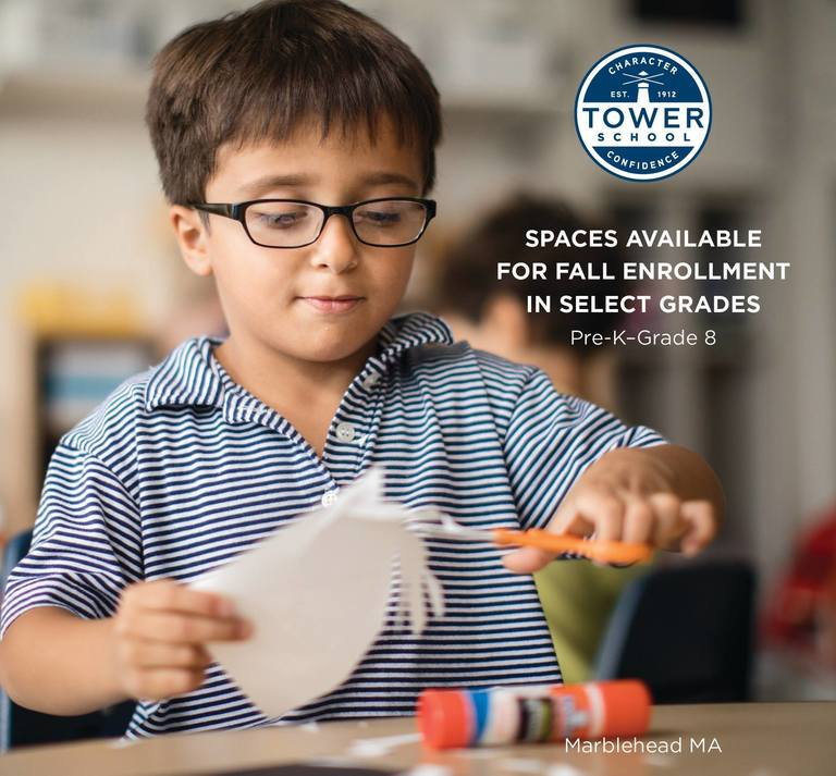 Spaces Available for Fall Enrollment