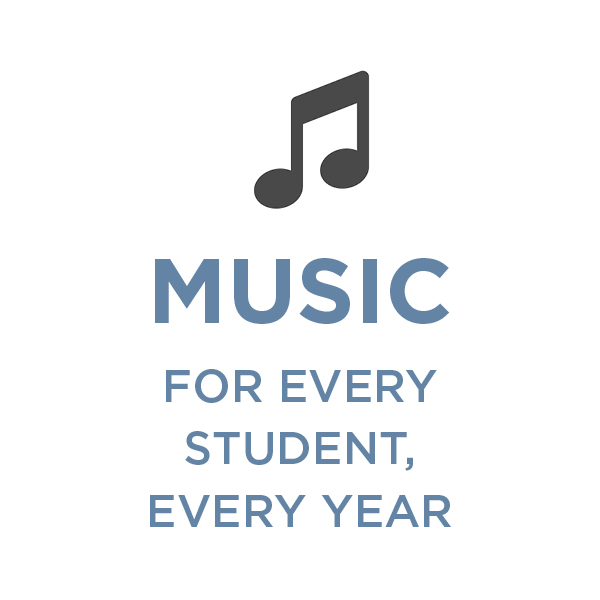 Music for Every Student, Every Year